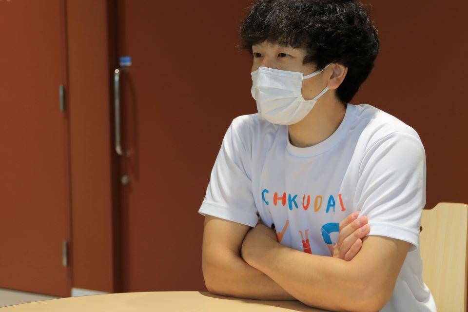 「体」を「操」る楽しさを!! 一般社団法人 ちくだいKIP 代表理事の山田共彦さん